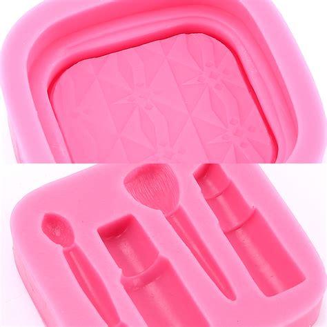 pate pour maquillage 3 x moule maquillage silicone pour p 226 te 224 sucre g 226 teau d 233 coration ebay