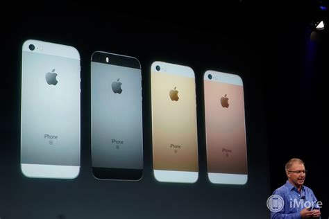 how big is a iphone 5s apple makes the iphone se official imore