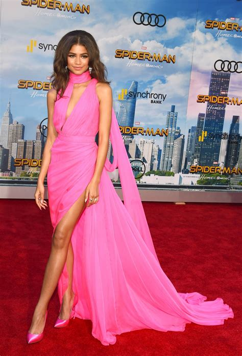 "Zendaya – ""Spider-Man: Homecoming"" Premiere in Hollywood ..."