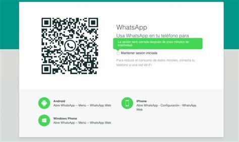 Cómo Conseguir Usar Whatsapp En El Ordenador