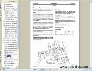 Jcb Service Manuals S3  Repair Manuals Download  Wiring