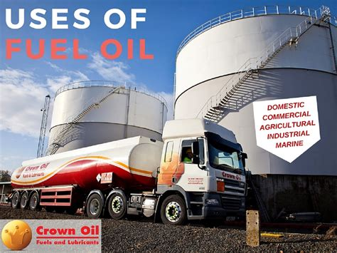 What Are The Uses Of Fuel Oil?