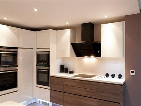 Aluminium U Channel Kitchens   Blok Designs Ltd