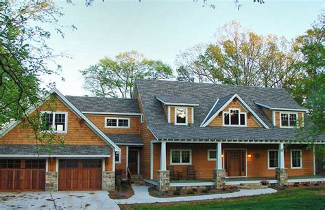 nice dormers  add ons  pole barn design cottage house plans country style homes house