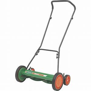 Scotts Manual Lawn Mower  U2014 20in  Deck  Model  2000