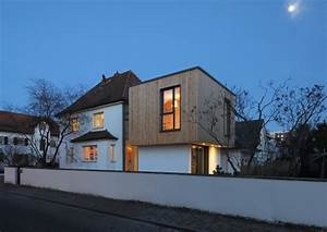 Anbau Einfamilienhaus Beispiele : anbau an ein einfamilienhaus in darmstadt bialucha ~ Lizthompson.info Haus und Dekorationen