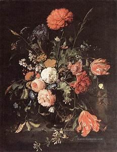Blumen Gemälde In öl : vase blumen 1 jan davidsz de heem blume gem lde mit l zu ~ A.2002-acura-tl-radio.info Haus und Dekorationen