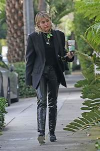 Miley Cyrus Street Style - Los Angeles 01/17/2020