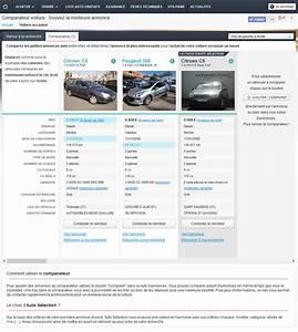 Site Annonce Auto : le comparateur d 39 annonces auto sur auto ~ Gottalentnigeria.com Avis de Voitures
