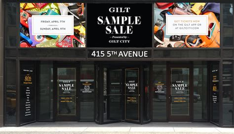 2017 Gilt City Warehouse Sale