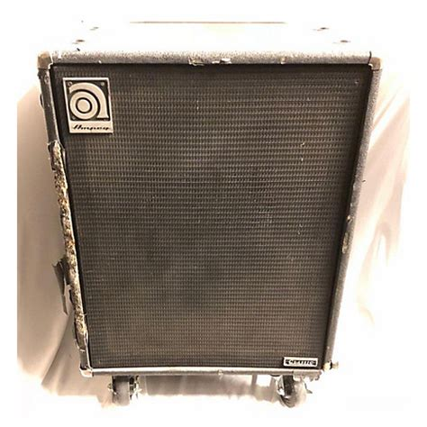 used bass guitar cabinets used ampeg svt410hln bass cabinet guitar center