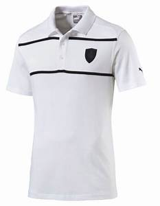Ferrari Polo Shirt : puma ferrari white stripe polo shirt ebay ~ Kayakingforconservation.com Haus und Dekorationen