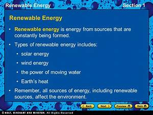 Section 1: Renewable Energy Today - ppt video online download