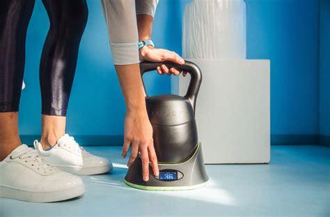 kettlebell tech fitness technology tweet pr