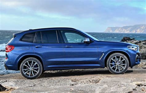 2019 bmw x3 release date 2019 bmw x3 refreshed in preparation