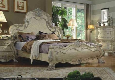 Mcferran Home Furnishing-piece White Bedroom Set