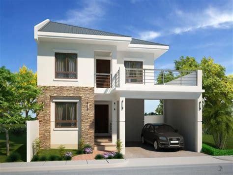 sample storey house floor plan philippines residential house house flooring simple house plans
