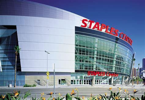 Staples Center, The Headquarters of LA Lakers - Traveldigg.com