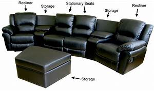 How to Choose the Perfect Home Theater Seating - Freshome com