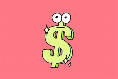 Giphy Dollar Sign Gifs Studios Gilphabet Tweet