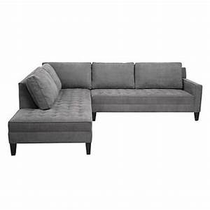 Z gallerie vapor sectional from z gallerie my home for Z gallerie sectional sofa