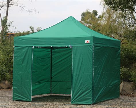 abccanopy  forest green deluxe ez pop  canopy package abccanopy