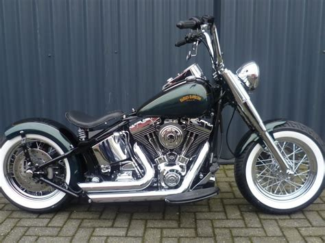 style green bobber south east motorcycles