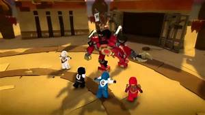 Lego Ninjago Rebooted: Nya - YouTube