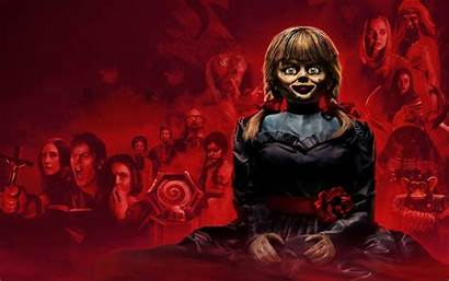 Annabelle 8k Comes Doll