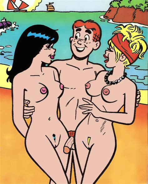 Naked Threesome Pic Betty And Veronica Porn Pics Sorted