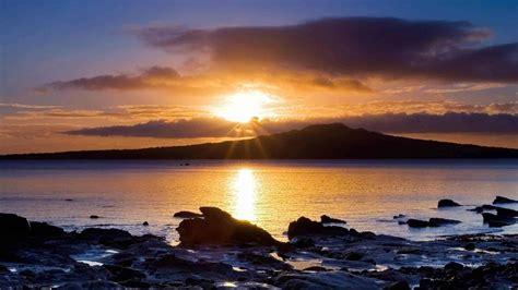 auckland sunrise sunsets spots auckland