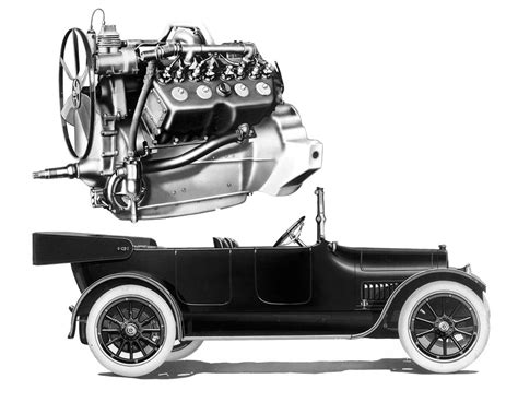 Auction Results And Sales Data For 1915 Cadillac Model 51