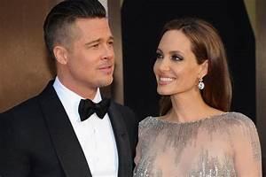 """Angelina Jolie: """"Brad Pitt está aterrado de que el público ..."""