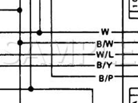 repair diagrams for 1986 nissan pulsar nx engine