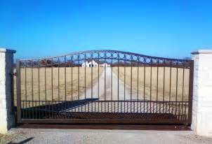 Driveway Security Gates Residential
