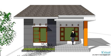 desain rumah sederhana modern design rumah minimalis