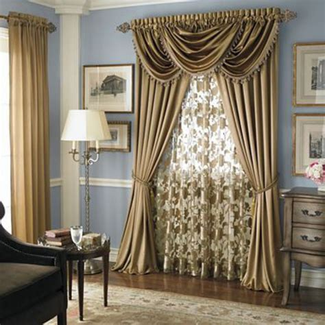 jcpenney swag curtains curtain interior home decorating ideas with