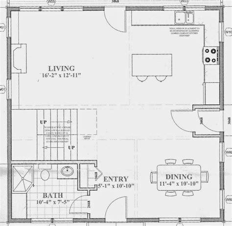 sopo cottage defining rooms   open concept floor plan