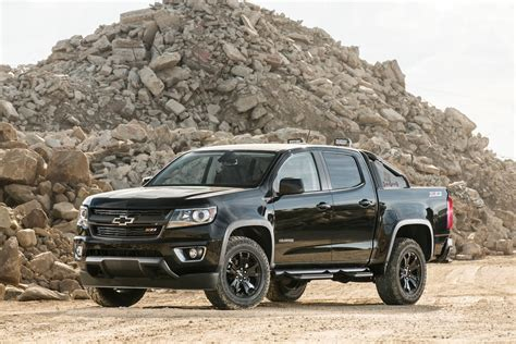 Colorado With A Duramax by 2016 Chevrolet Colorado Is The Motor Trend Truck Of The Year