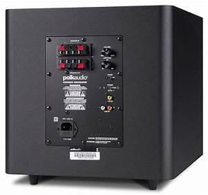 Unitronics Online Store Polk Audio PSW110 Powered Subwoofer