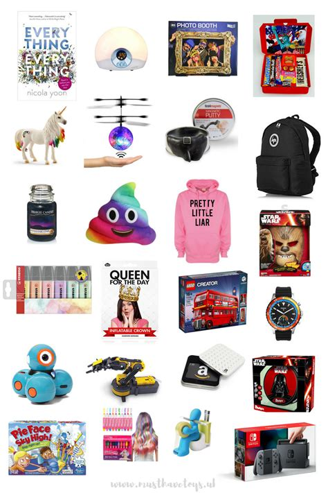 christmas presents for teenagers what to buy for teens