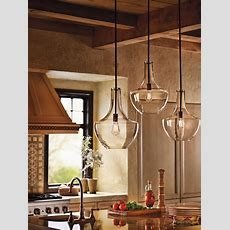 Kichler 42046oz Everly Pendant 1light, Old Bronze