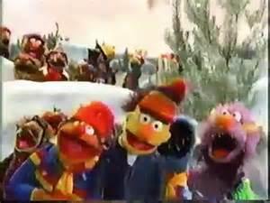 Muppet Family Christmas VHS
