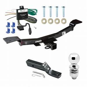 Trailer Tow Hitch For 05  Wiring And 2 U0026quot  Ball