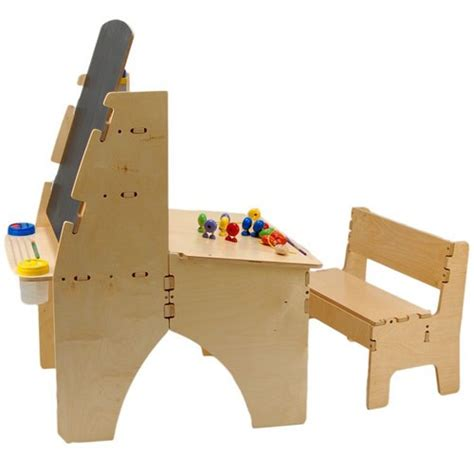 easel desk for toddlers anatex easel and desk combo with bench