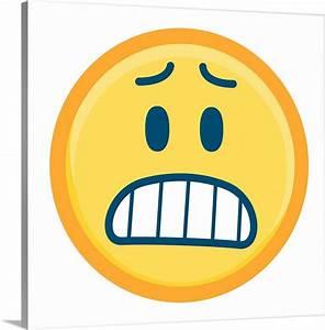 Premium Thick-W... Worried Emoji