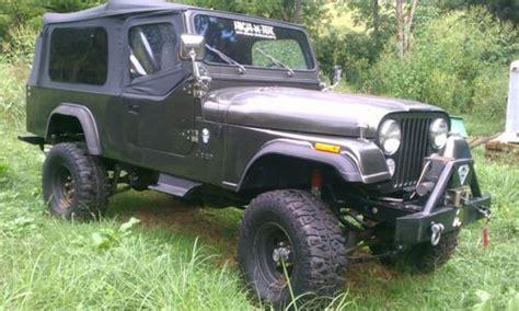 scrambler jeep years sell used beautiful jeep scrambler restored 5 years ago