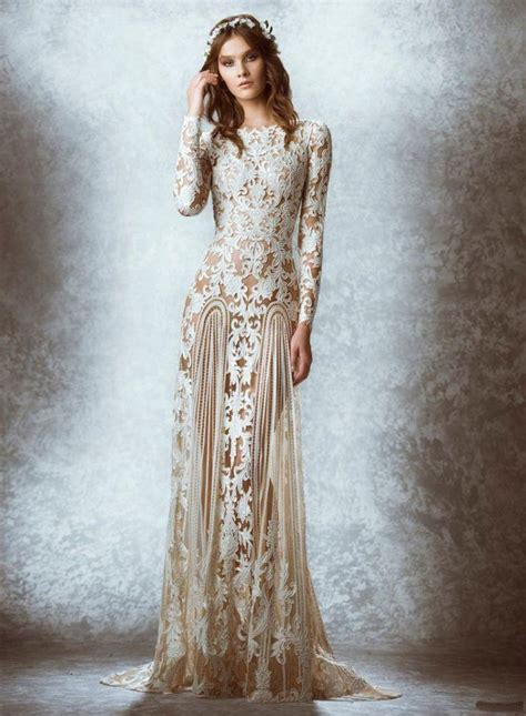 Bohemian Bride Dresses Designers Outfits Collection