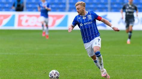 Kamil Jóźwiak oficjalnie w Derby County - Polsat Sport
