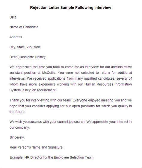 rejection letter brittney taylor